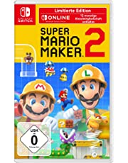 Super Mario Maker 2 - Limitierte Edition [Nintendo Switch]