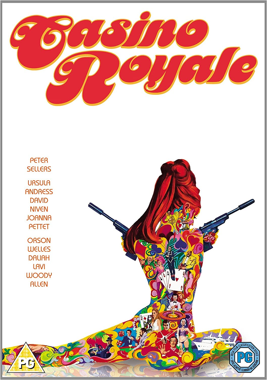 casino royale 1967 ost