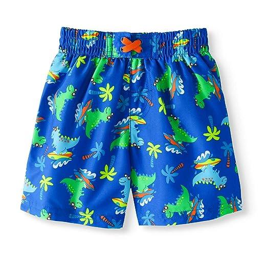 f671b81a4ea5d Amazon.com: Healthtex Baby Boys Swim Trunks: Clothing