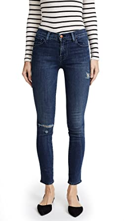 e83007560be Amazon.com  J Brand Jeans Women s 811 Mid Rise Skinny  Clothing
