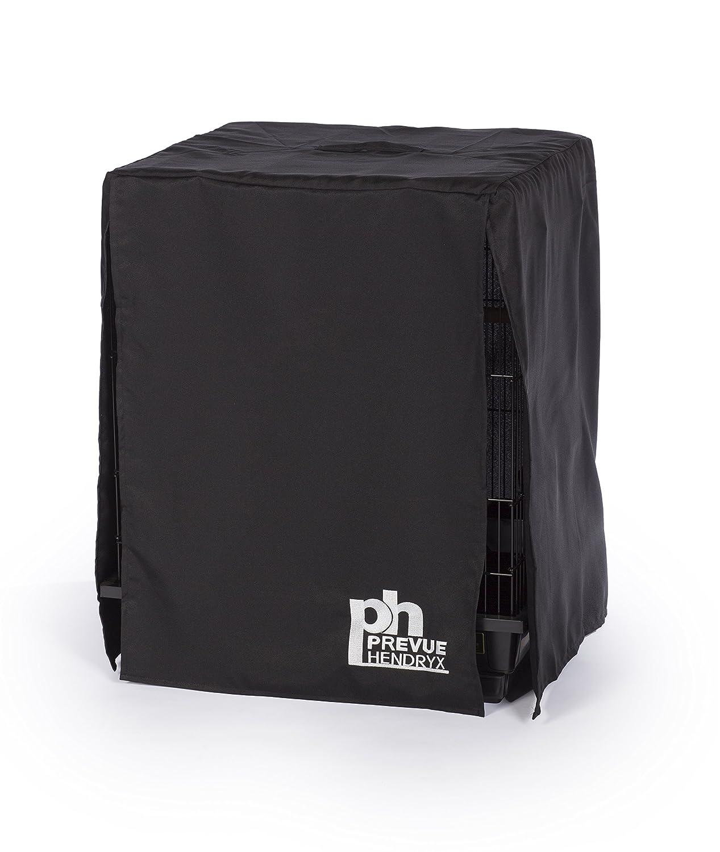 Prevue Pet Cockatiel Cage Cover Medium Black Prevue Pet Products Inc.
