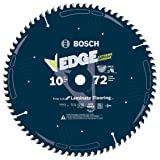 Bosch DCB1072 Daredevil 10-Inch 72-Tooth Laminate