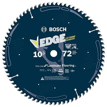 Bosch Dcb1072 Daredevil 10 Inch 72 Tooth Laminate Flooring