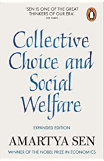 Poverty And Famines An Essay On Entitlement And Deprivation Amazon  Collective Choice And Social Welfare Expanded Edition