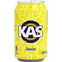 Kas refresco de Zumo de Limón con Azúcares