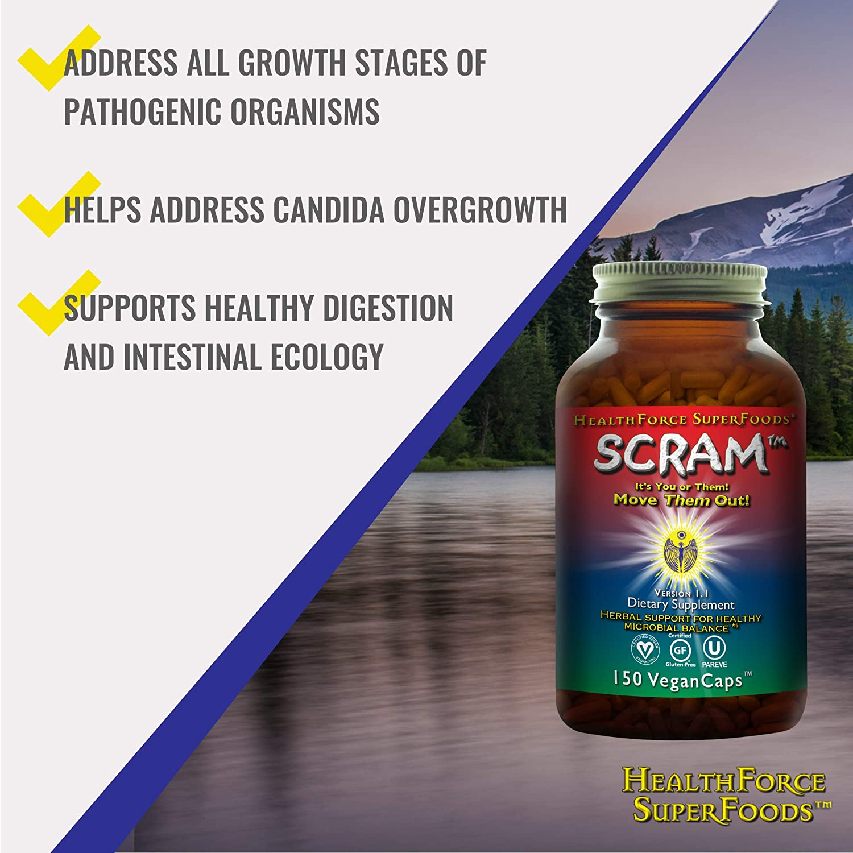 scram parasite cleanse