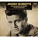 6 Classic Albums Plus Singles [Audio CD] Johnny Burnette