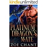 The Platinum Dragon's Mate (Shifter Dads Book 6)
