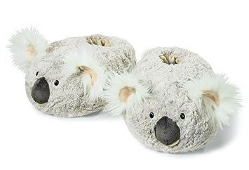 8c4ec8a107 Nici Hausschuhe Koala figürlich Größe 38-41: Amazon.de: Spielzeug