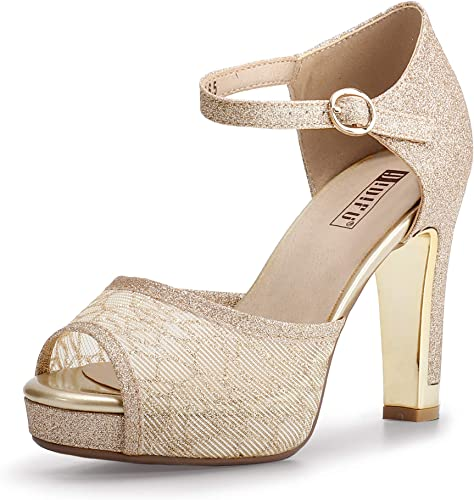Women Platform Slim High Heels Ankle Strap Party clubwear Shoes Sandals New Chic