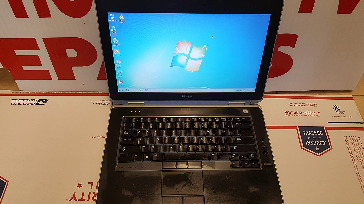 "Dell Latitude E6430 - 14"" - Core i5 3210M - Windows 7 Professional 64-bit - 4 GB RAM - 320 GB HDD -"