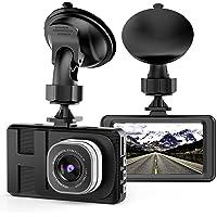 NBWEE Full HD 1080P 170 Degree Super Wide Angle Dash Cameras