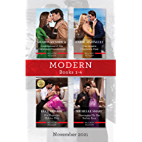 Modern Box Set 1-4 Nov 2021/Confessions of His Christmas Housekeeper/The Greek's Cinderella Deal/His Majesty's Hidden…