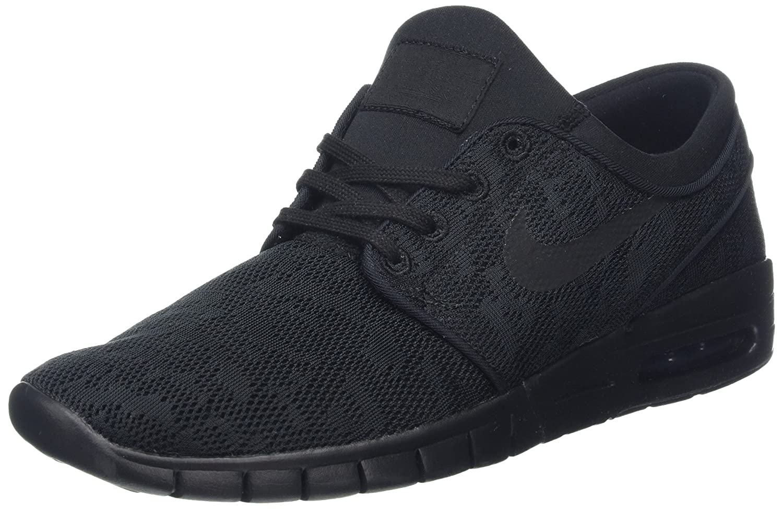 Enjuiciar equilibrar portugués  Buy Nike Men's Stefan Janoski Max Black/Black/Anthracite Skate Shoe 13 Men  US at Amazon.in