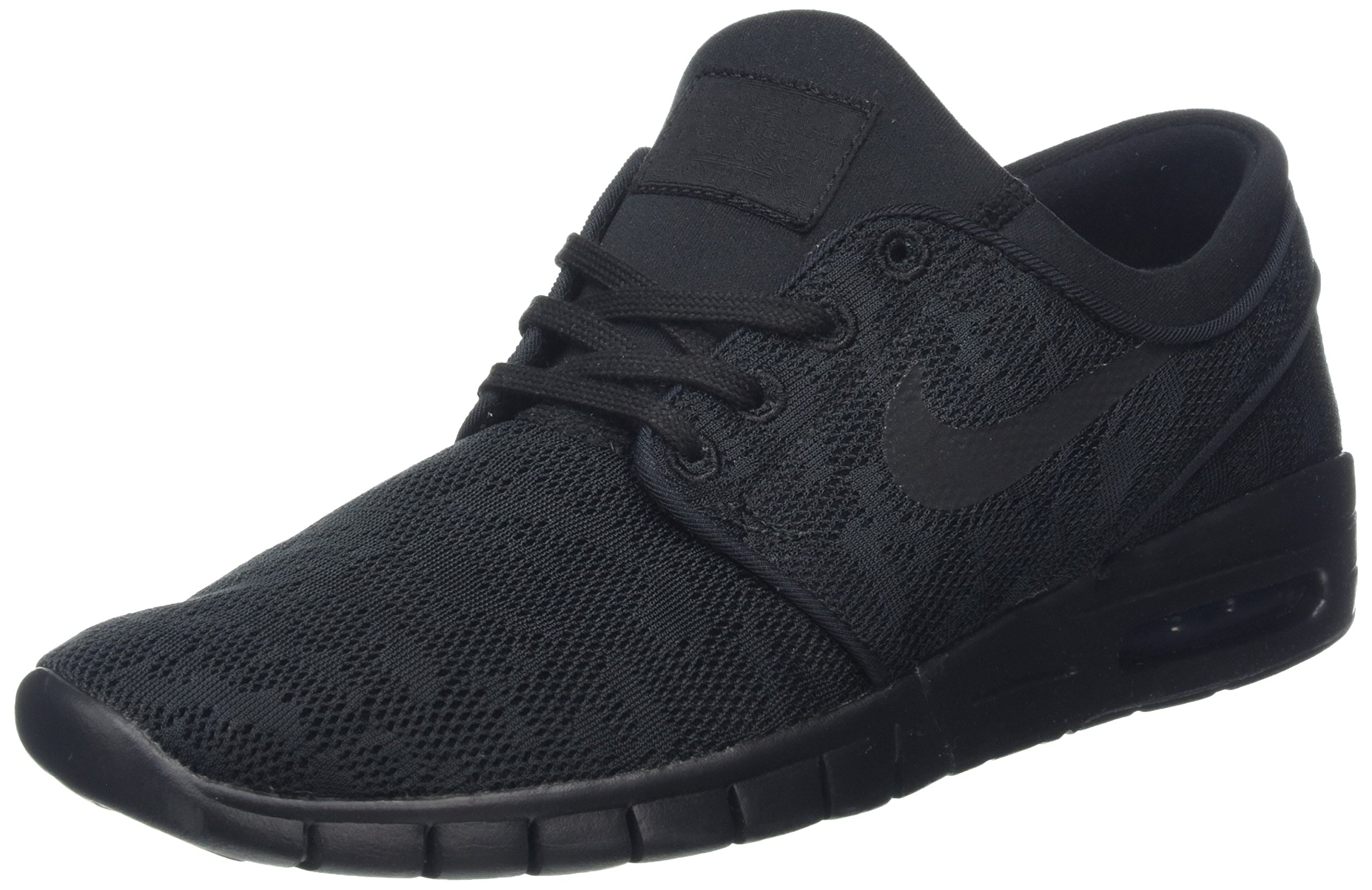 Nike Men's Stefan Janoski Max Black/Black-anthraciteSneakers - 9.5 D(M) US