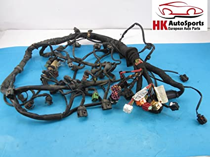 Amazon.com: Audi A6 Quattro Engine Wire Wiring Harness 4B1971072JF on suspension harness, dodge sprinter engine harness, oem engine wire harness, hoist harness, engine harmonic balancer, bmw 2 8 engine wire harness, engine control module,