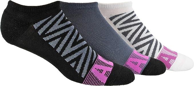 adidas Women's No Show Socks (3-Pack