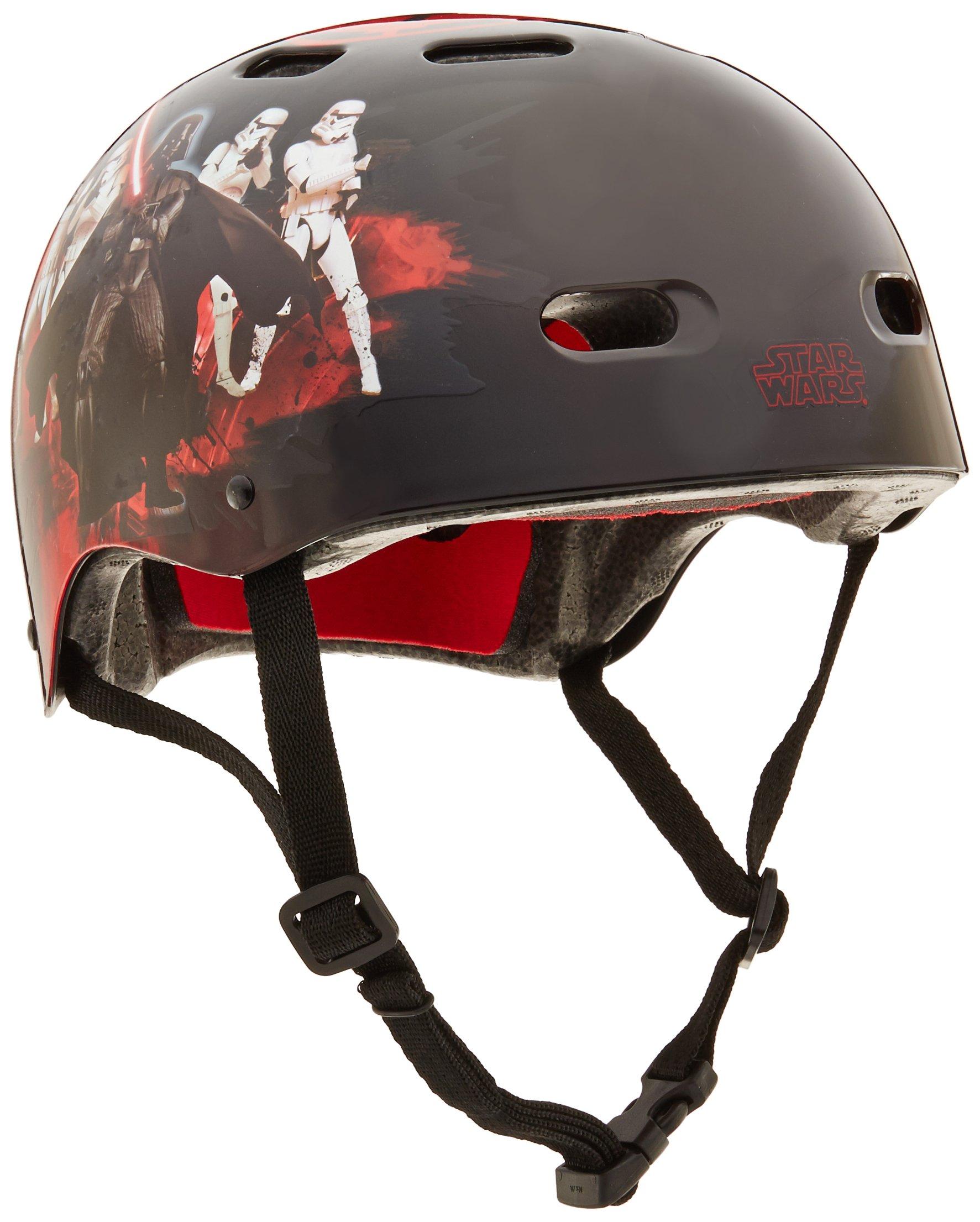 Bell 7065128 Child Star Wars Darth Vader Multi-Sport Helmet
