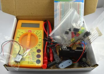 Hacking Electronics Starter Kit
