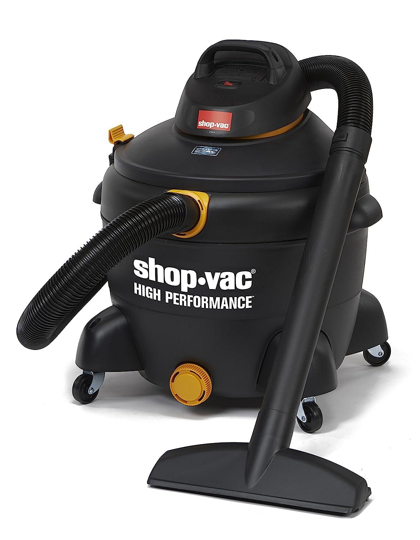Shop-Vac 5987300 16 gallon 6.5 Peak HP High Performance Series Wet Dry Vacuum, Black/Yellow