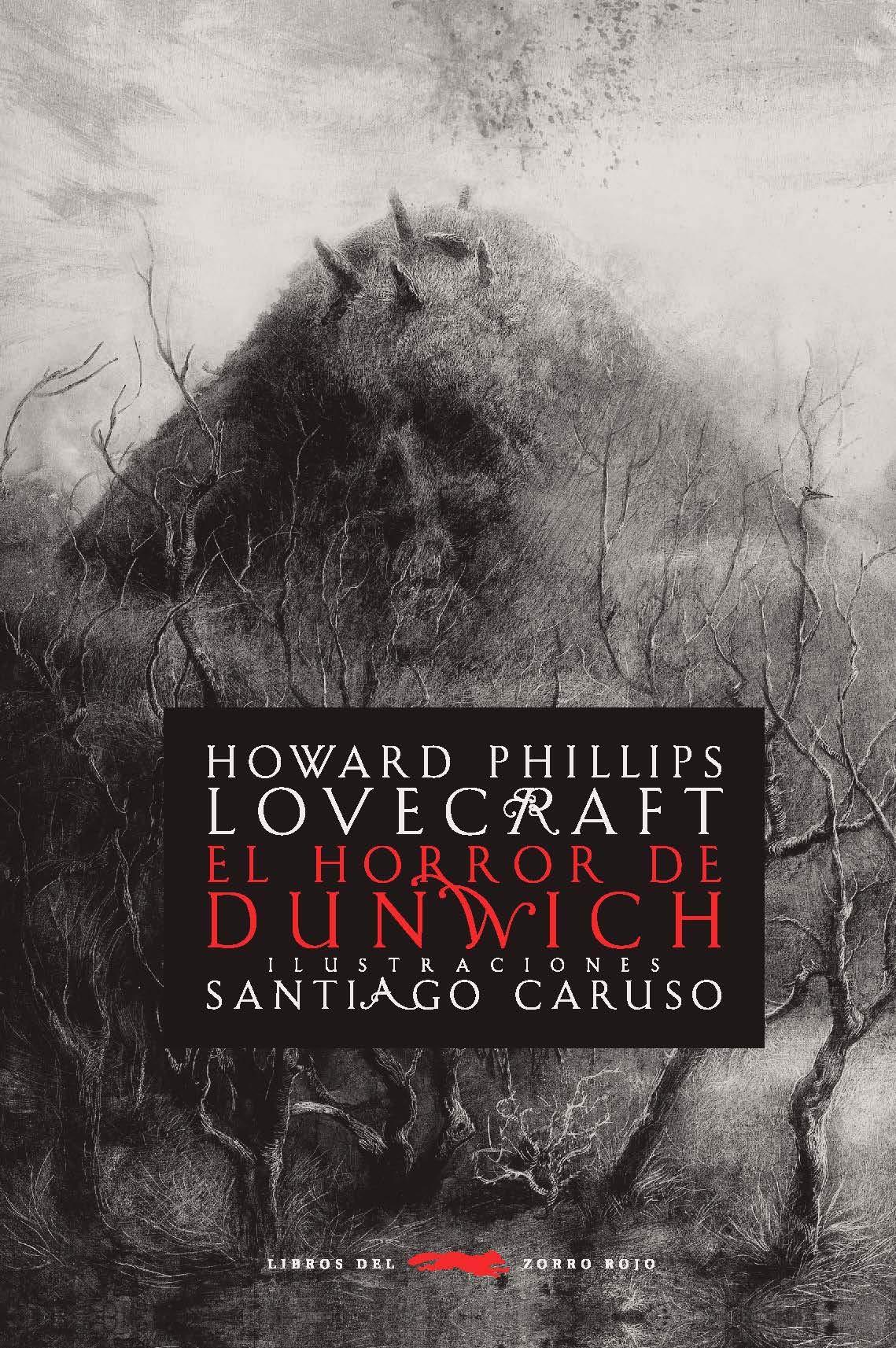 El horror de Dunwich (Serie Illustrata / Bolsillo): Amazon.es ...