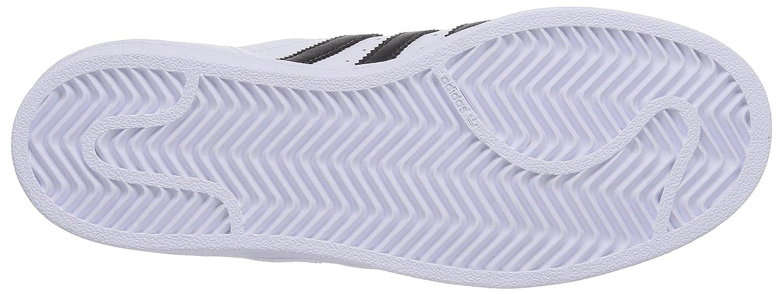 adidas Superstar Foundation, Scarpe da Ginnastica Basse Unisex - Black/Ftwr Adulto Bianco (Ftwr White/Core Black/Ftwr - White) 85ad6a