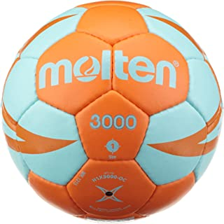 Molten hX3000 Ballon de Handball Orange/Turquoise