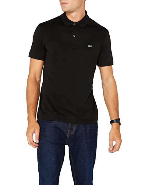 911f592b636e Lacoste Men s PH5522 Short Sleeve Polo Shirt  Amazon.co.uk  Clothing