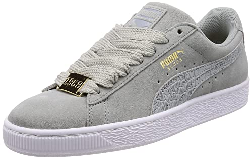 brand new bec94 112d3 Puma Suede Classic Bboy Fabulous Trainers Grey