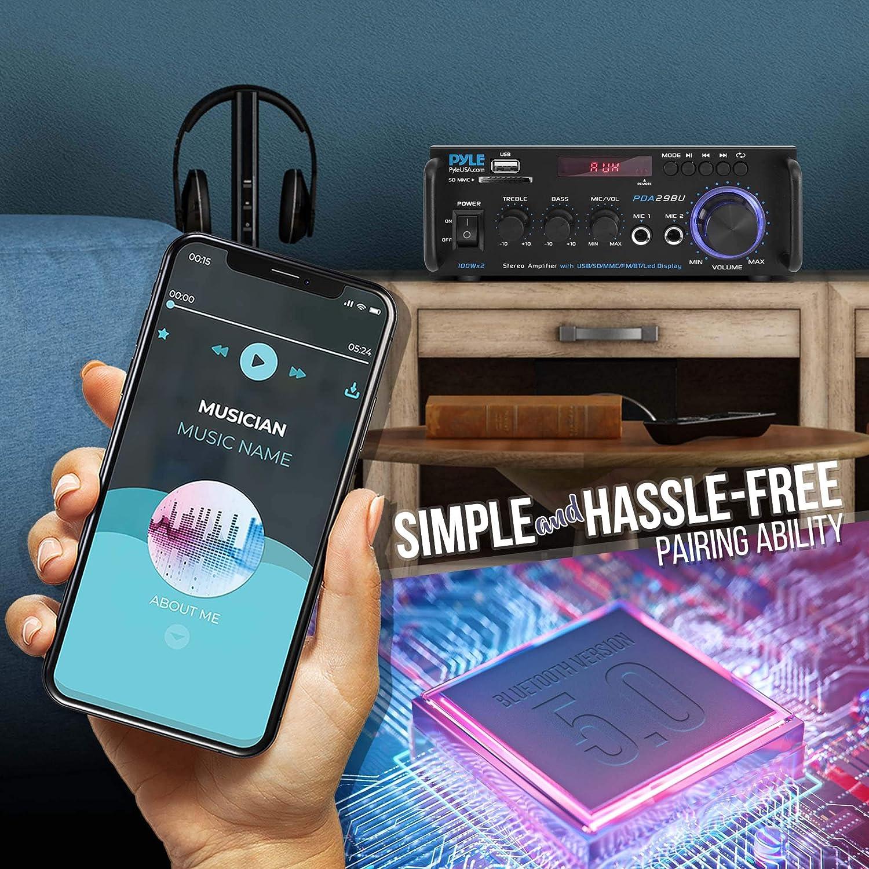 ghdonat.com Receivers & Amplifiers Electronics SD Studio Use Pyle ...