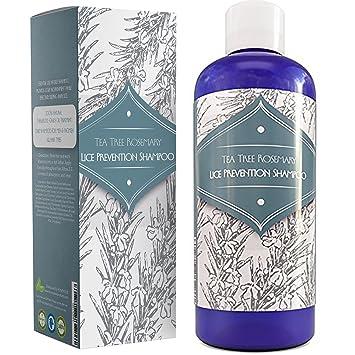 Amazon Honeydew Head Lice Treatment Shampoo Tea Tree
