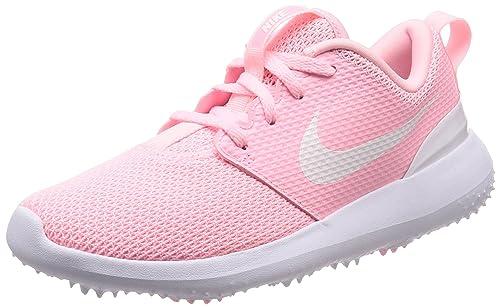 half off 2f8a5 ac21e Nike Wmns Roshe G, Zapatillas de Golf para Mujer, (Arctic Punch/White 600),  40.5 EU: Amazon.es: Zapatos y complementos