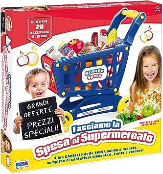 Carrefour CRFSP9144 Compras Estuche de Juego Juego de rol - Juegos ...