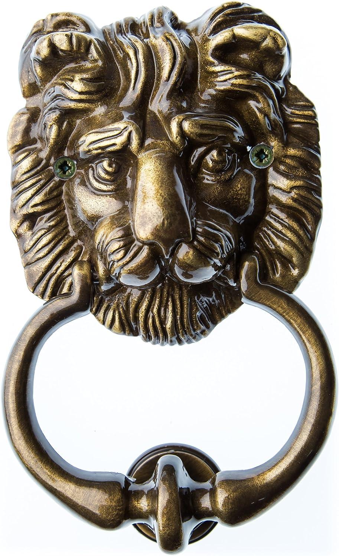 Huber 12455 - Picaporte para puerta (metal fundido, resistente a la intemperie)