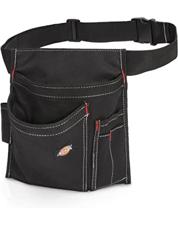 Dickies Work Gear 57080 Black 5-Pocket Single Side Apron 4867f4ff536e9