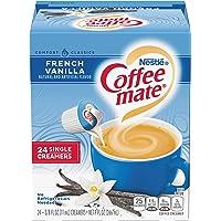 Coffee Creamer Liquid Singles, French Vanilla