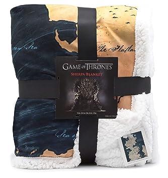 Got Karte.Game Of Thrones Geschenke Karte Von Westeros Sherpa Decke Got