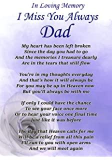 Funeral Poems For Dad 3