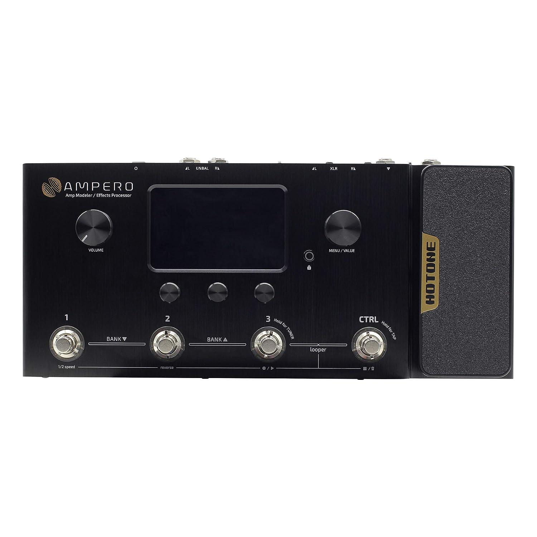 HOTONE 「AMPERO」マルチアンプモデラー & エフェクトプロセッサー [国内正規品]   B07N1BC14Q