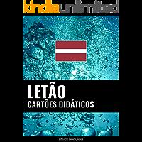 Cartões didáticos em letão: 800 cartões didáticos importantes de letão-português e português-letão
