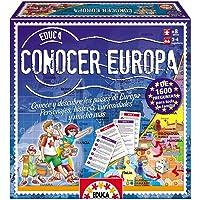 14669 Conocer Europa Juego De Preguntas Tipo Maratón Educa
