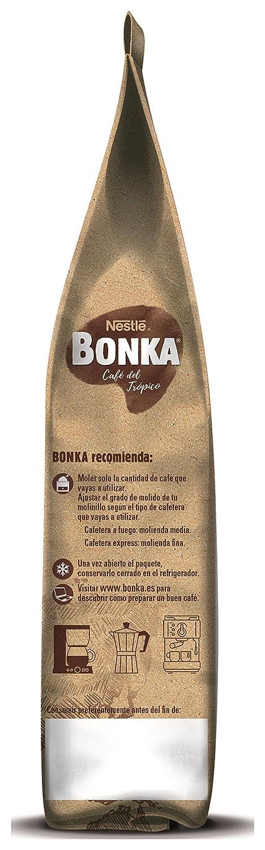 Bonka - Café Tostado Grano natural, 500 g: Amazon.es: Alimentación y bebidas