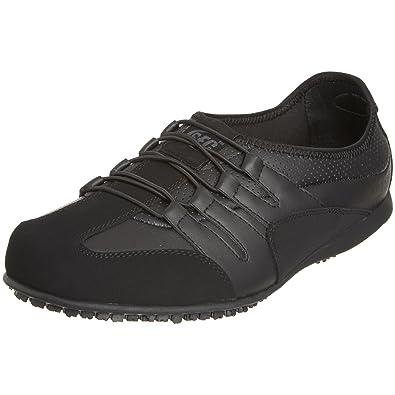 0b7d6a04af Shoes For Crews Women s Pegasus Black Slip Resistant 9040-09-40 6.5 ...
