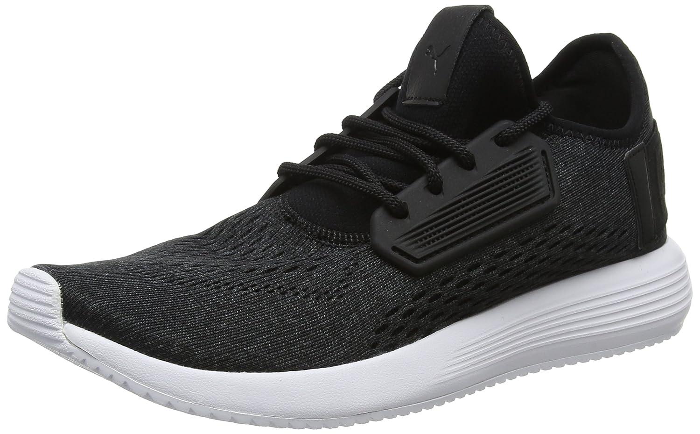 Puma Unisex-Erwachsene Uprise Mesh Sneaker  42 EU|Schwarz (Puma Black 01)
