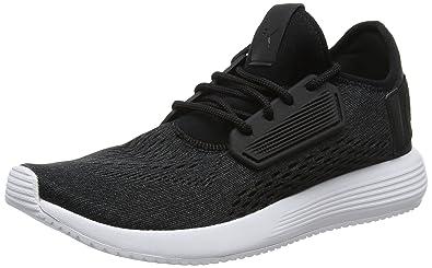 Puma Unisex-Erwachsene Uprise Mesh Sneaker, Schwarz Black 01, 42 EU
