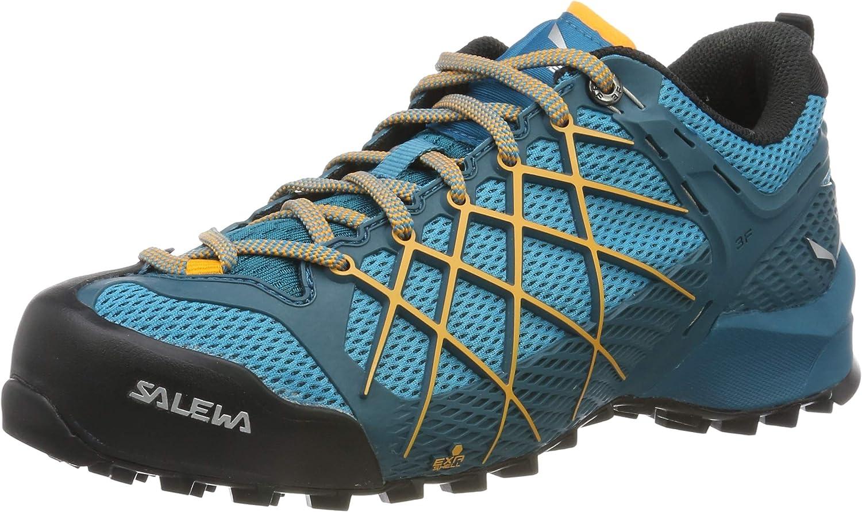 Salewa Women's Trekking Hiking Boots Low Rise Hiking Shoe