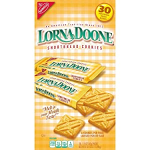 Lorna Doone 30ct Cookies 1.5oz Each Pack