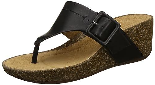 7e1a4e7b0c2 Clarks Women s Temira Major Black Fashion Sandals - 4 UK India (37 EU)