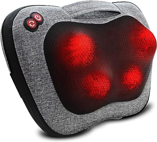 VIKTOR JURGEN Back Massager - Compact Massage Cushion