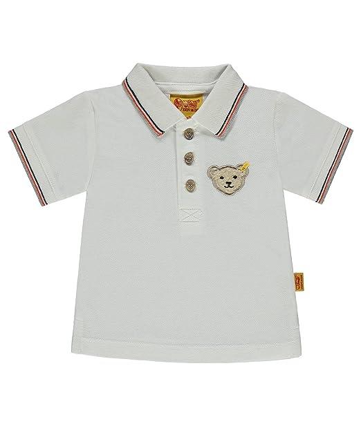 Steiff Baby-Jungen Poloshirt
